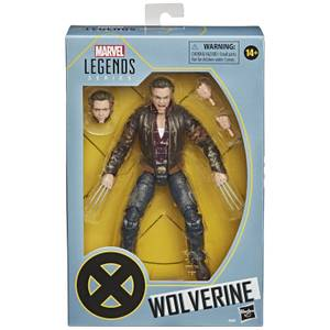 Hasbro Marvel Legends X-Men Wolverine Action Figure