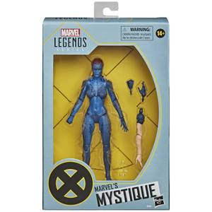 Hasbro Marvel Legends Series X-Men - Figurine Mystique