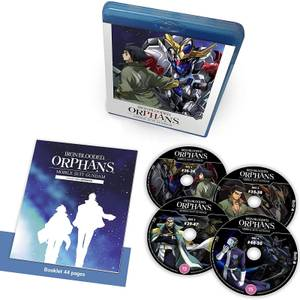 Mobile Suit Gundam Iron Blooded Orphans Part 2 Collector's Edition