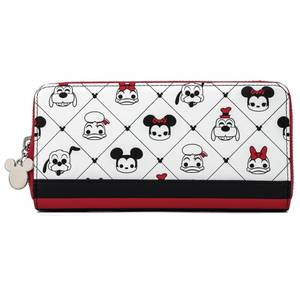 Loungefly Pop! Disney Sensational 6 Zip Around Wallet