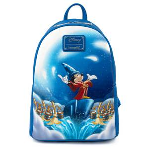 Loungefly Disney Fantasia Sorceror Mickey Mini Backpack