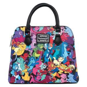 Loungefly Disney Aristocats Jazzy Cats Crossbody Bag