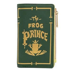 Loungefly Disney Prinzessin und der Frosch Der Froschprinz Geldbeutel