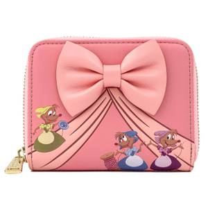Loungefly Disney Cinderella 70th Anniversary Cindy Bow Wallet