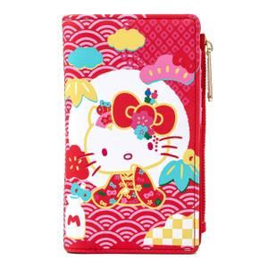 Portefeuille  Hello Kitty Sanrio 60ème Anniversaire Loungefly