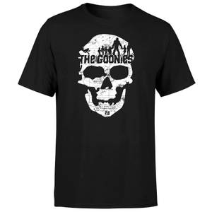 T-shirt The Goonies Skeleton Key - Noir - Homme