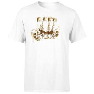 T-shirt The Goonies Watercolour - Blanc - Homme