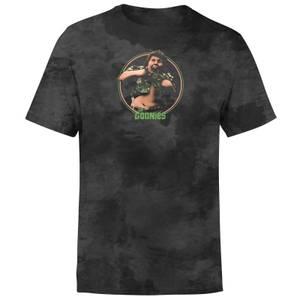 The Goonies Truffle Shuffle Unisex T-Shirt - Black Tie Die