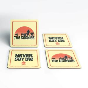 The Goonies Never Say Die Coaster Set