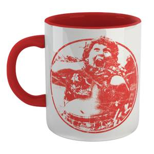 The Goonies Chunk Retro Mug - White/Red