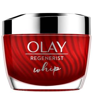 Olay Regenerist Whip Face Light as Air Moisturiser Cream with Niacinamide and Peptides 50ml