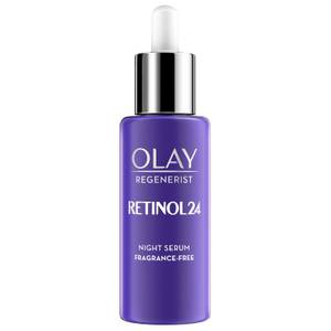 Olay Retinol 24 Fragrance Free Night Serum for Smooth and Glowing Skin 40ml