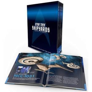 Penguin Star Trek Shipyards: Starfleet and the Federation Hardcover Box Set