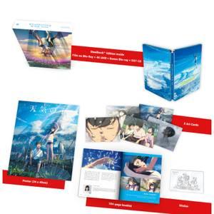El tiempo contigo 4K + Blu-ray 2D (4 discos) - Steelbook Ed. Deluxe Exclusivo Zavvi