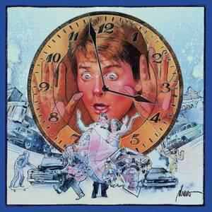 Mondo Back To The Future Original Soundtrack Album Colour LP