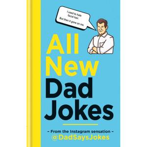 All New Dad Jokes Book