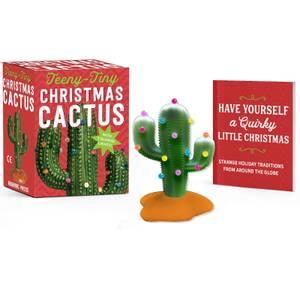 Teeny-Tiny Christmas Cactus