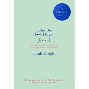 Calm the F**k Down Journal Book