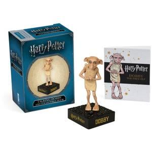 Dobby parlant et livre à collectionner Harry Potter