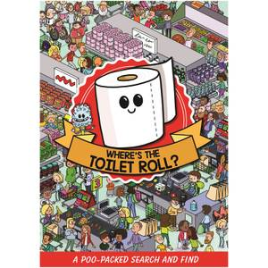 Where's the Toilet Roll? Book