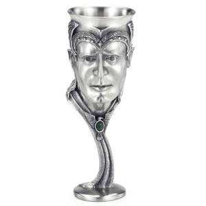 Royal Selangor Lord of the Rings Pewter Goblet - Aragon