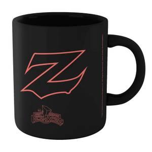 Tasse Power Rangers Lord Zedd - Noir