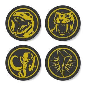 Dessous de verres Power Rangers Dino Coin Tusk