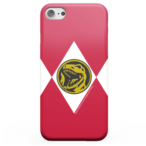 Funda móvil Power Rangers Tyrannosaurs para iPhone y Android