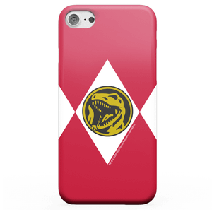 Cover telefono Power Rangers Tyrannosaurs per iPhone e Android