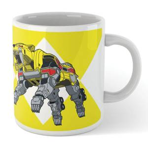 Power Rangers Sabretooth Mug