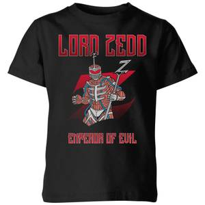 T-shirt Power Rangers Lord Zedd - Noir - Enfants