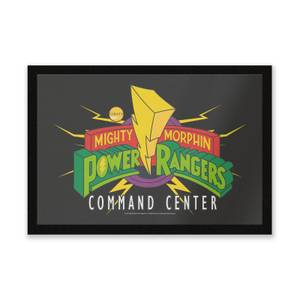 Felpudo Power Rangers Command Center