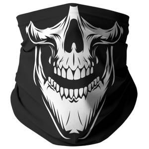 White Skull Snood