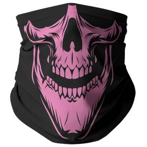 Pink Skull Snood