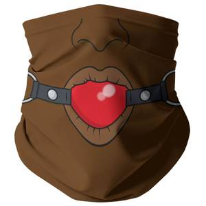 Mouth Gagged Snood