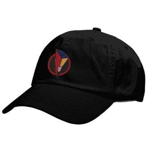 Power Rangers Bolt Patch Cap - Schwarz