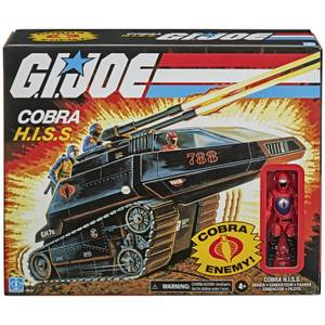 Hasbro GI Joe Retro Collection Vehicle Cobra H.I.S.S