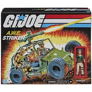 Hasbro GI Joe Retro Collection Vehicle A.W.E. Striker