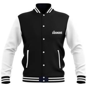 Veste Teddy The Goonies Never-Say-Die - Noir - Femme