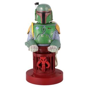 Star Wars Boba Fett 8 Inch Cable Guy - Limited Edition Zavvi Exklusiv (40. Jubiläums Edition)