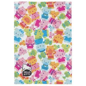 Hello Kitty Colourful Friends Tea Towel