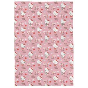 Hello Kitty Tea For Two Tea Towel