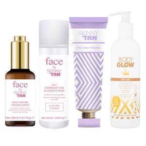 Skinny Tan Face and Body Glow Bundle