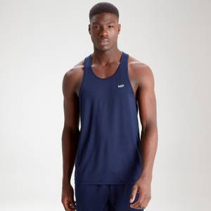MP Men's Essentials Training Stringer - Navy