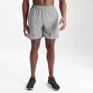 MP Men's Essentials Woven Training Shorts - Storm Grey