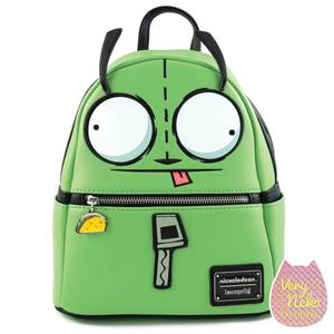 Loungefly SDCC Invader Zim Mini Backpack - VeryNeko Exclusive