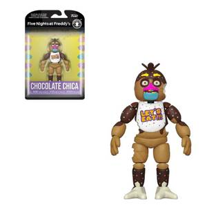 Five Night's at Freddy's Chocolate Chica Funko Action Figure