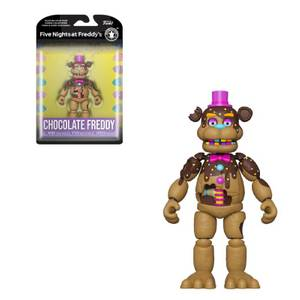 Five Night's at Freddy's Chocolate Freddy Funko Action Figure