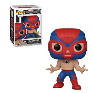 POP Marvel: Lucha Libre- Spider-Man