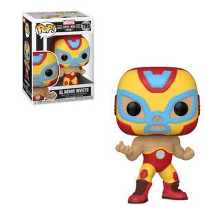 POP Marvel: Lucha Libre- Iron Man